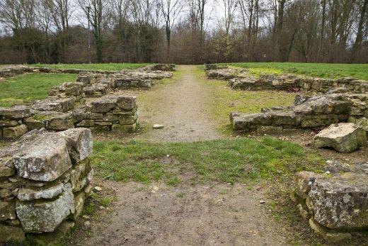 Bancroft Roman Villa Milton Keynes